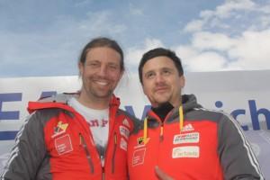 Wolfgang Stampfer und MAyer