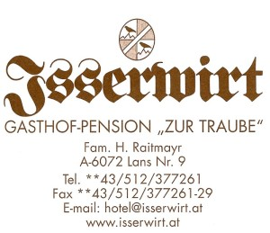 logo isserwirt